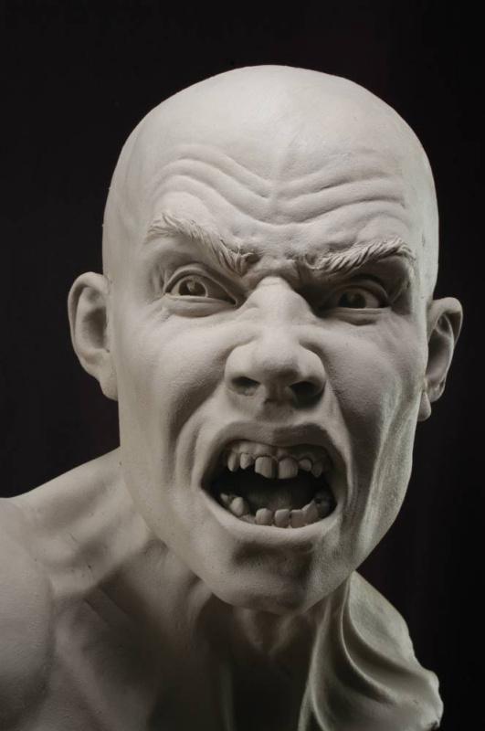 Филипп Фаро. Портретная скульптура 23