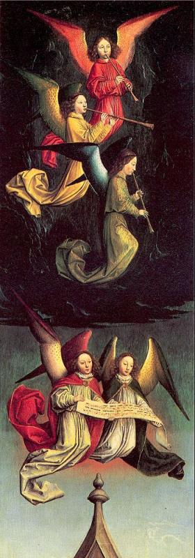 Симон Мармион. Ангелы