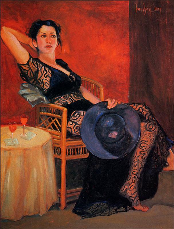 Линда Касер-Смит. Отдых