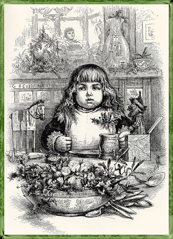 Thomas Nast. Lunch time