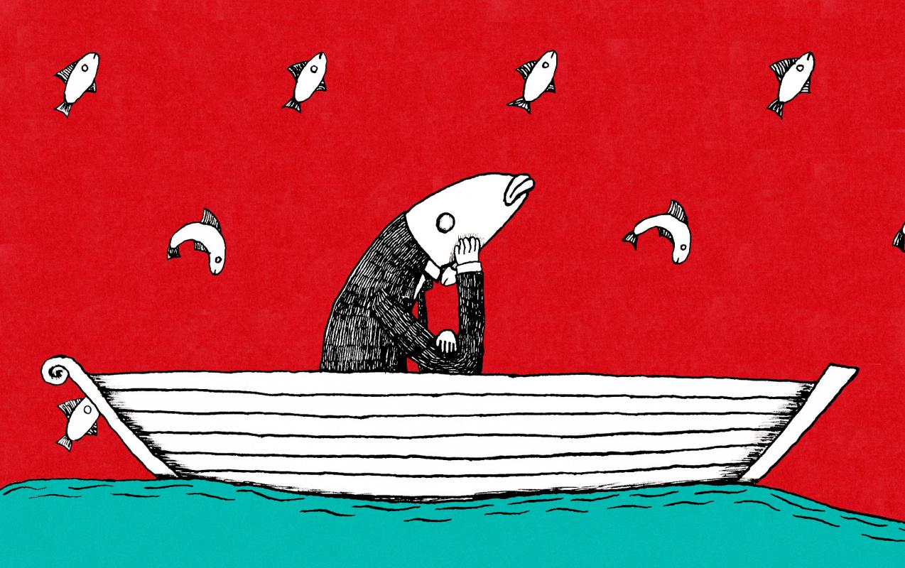 TheCatMAN. Fish