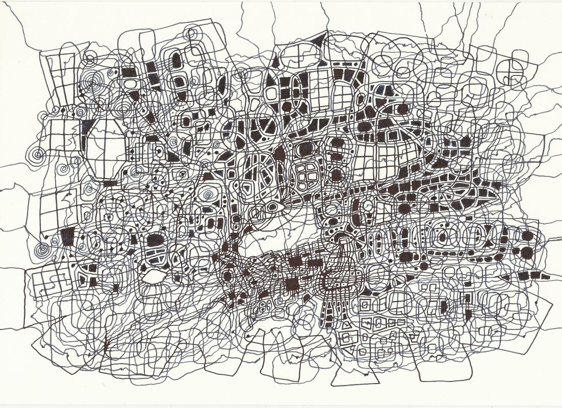 Alexandr Glukhov. Composition 2046