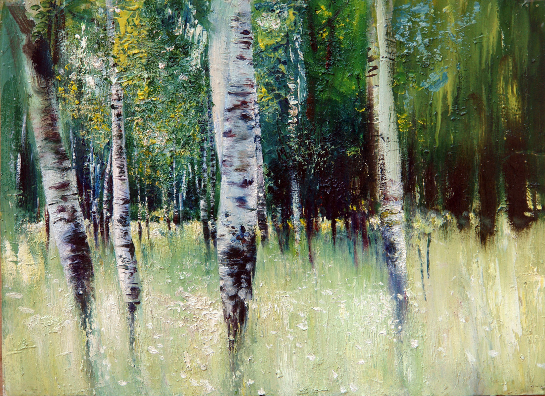 Vadim Kucher-Kutsan. Birch