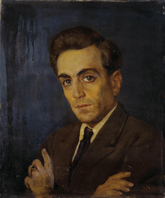 Портрет Григория Диомидовича Душина
