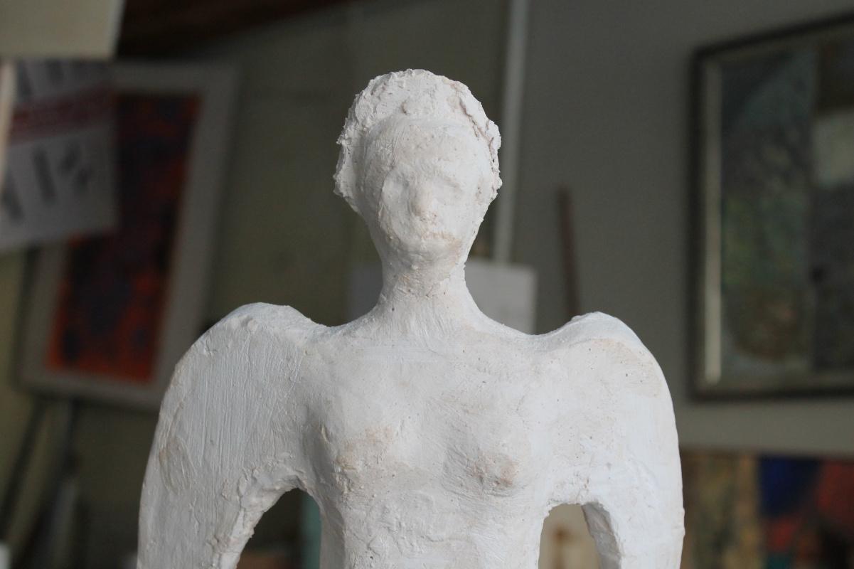 Galina Sergeevna Pak. Angel