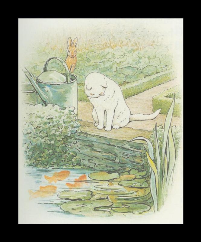 Бенджамин и Кролик Питер Банни. Сказка о кролике Питере 34