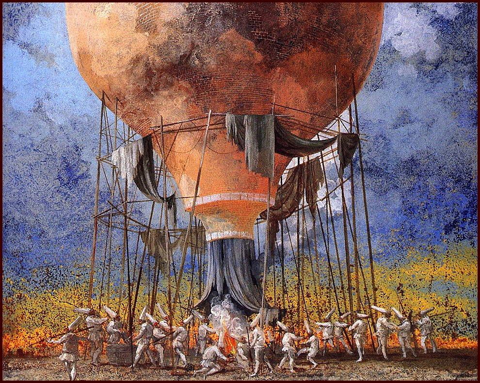 Carlo Marciori. Balloon
