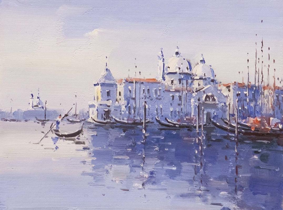 Andrey Sharabarin. Dreams of Venice N26