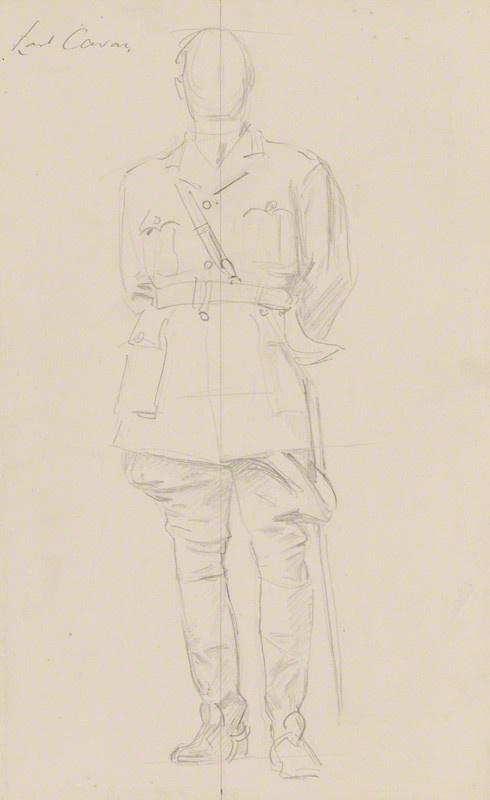 John Singer Sargent. Frederick Rudolph, Lambart, 10th Earl of Cavan