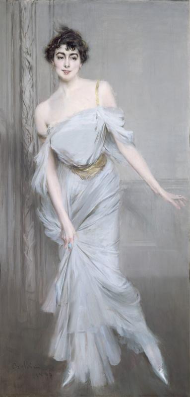 Джованни Больдини. Мадам Чарльз Макс. 1895