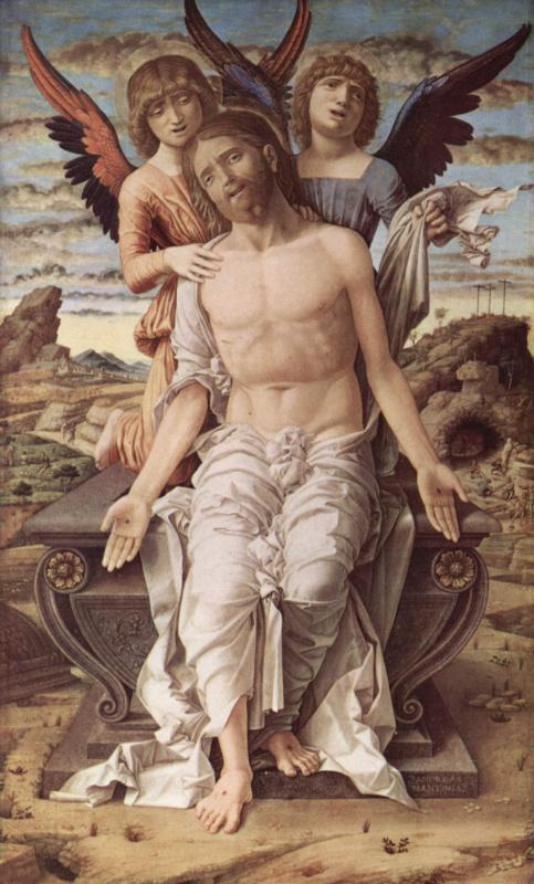 Andrea Mantegna. Pieta