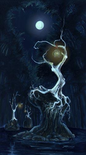 Стефани Лоу. Дух дерева