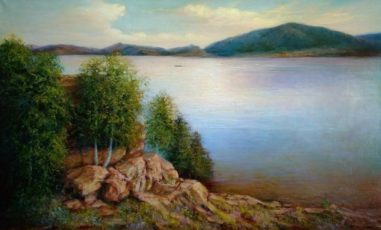 Andrei Ivanovich Boravik. Quiet evening (working title)