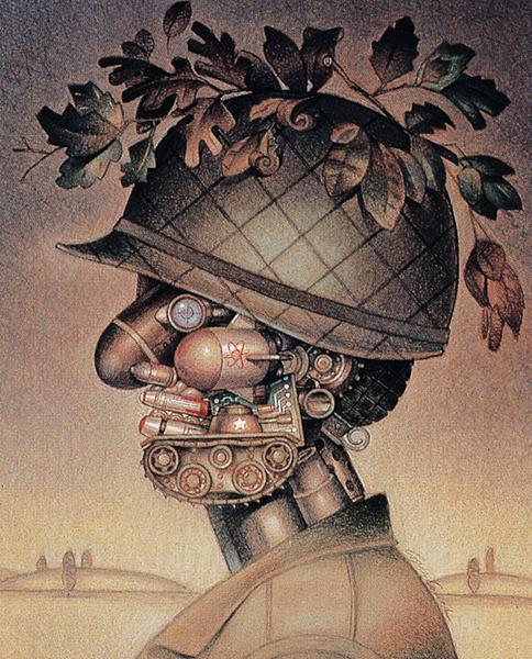 Грег Коуч. Шлем