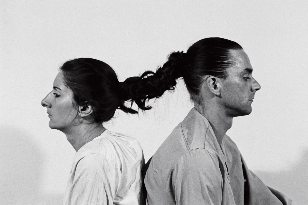 Marina Abramovich. Relationships in time