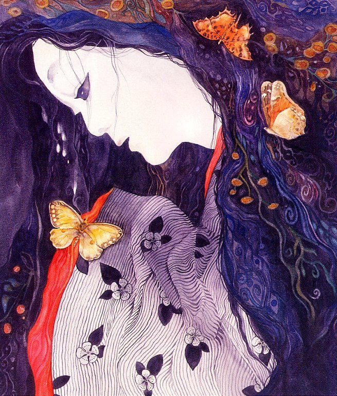 Хелена Нельсон-Рид. Богиня в ночи безлунной