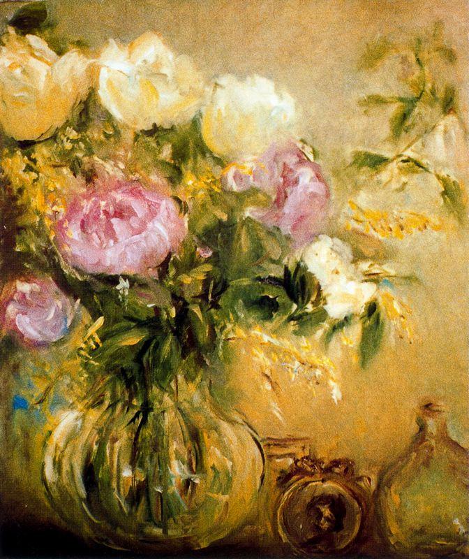Мари Ромеро Кампо. Букет цветов 9