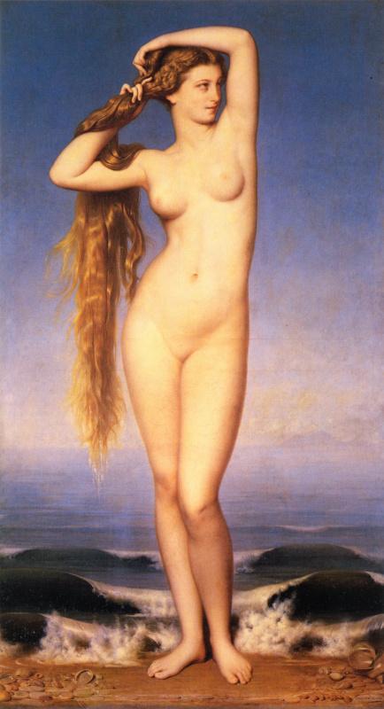 Эжен-Эммануэль Амори-Дюваль. Венера