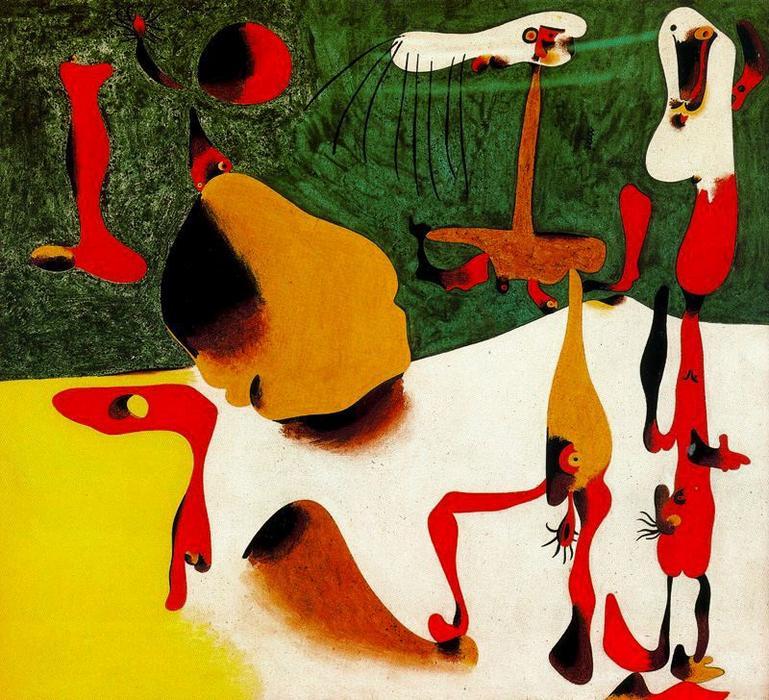 Joan Miro. Metamorphosis