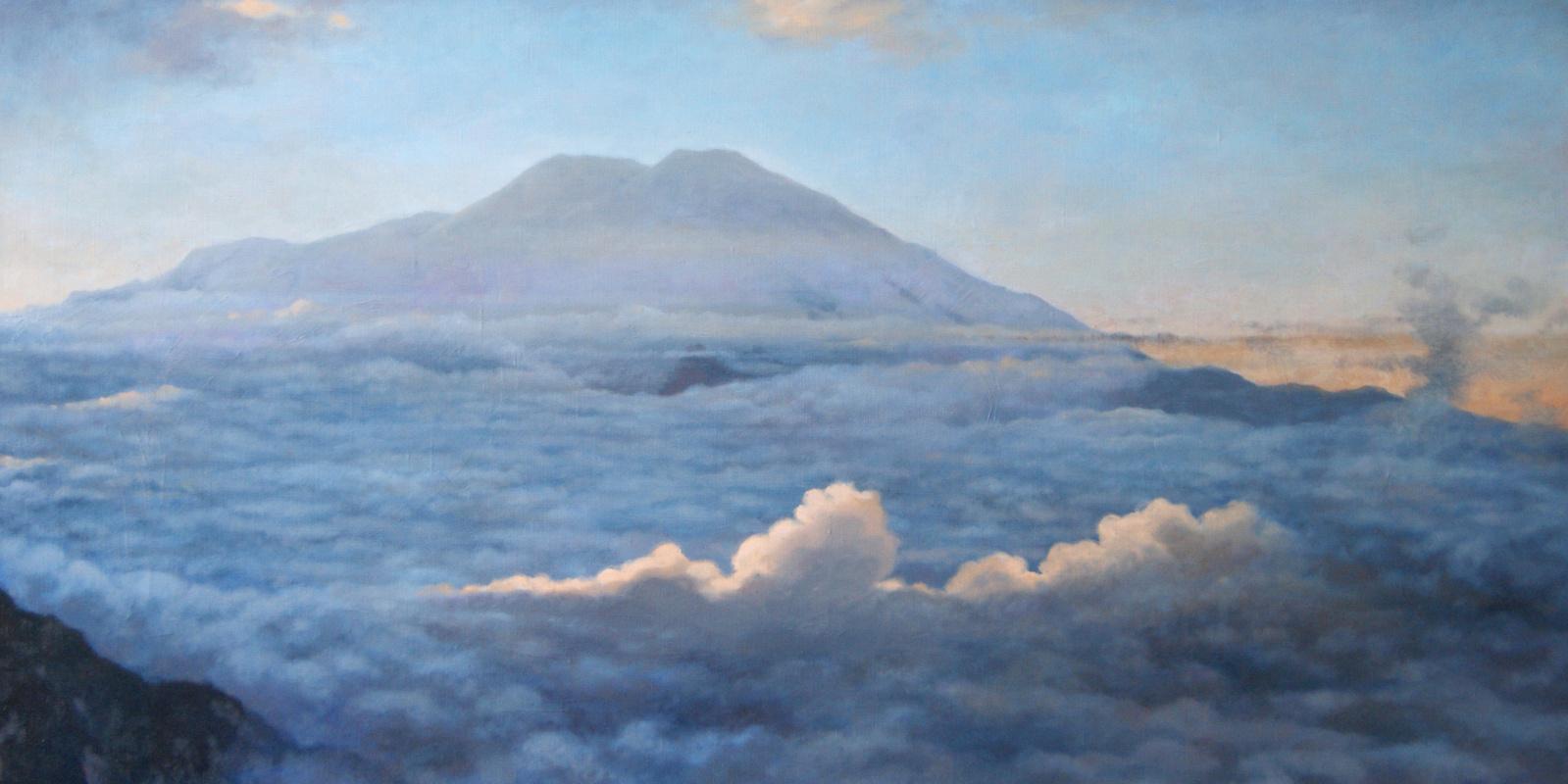 Alan Albegov. Kazbek