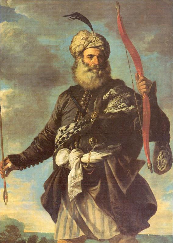 Пьер Франческо Мола. Предводитель