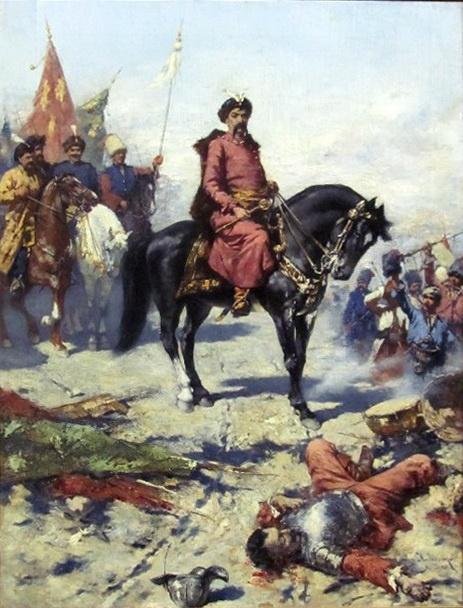 Николай Иванович Ивасюк. Богдан Хмельницкий