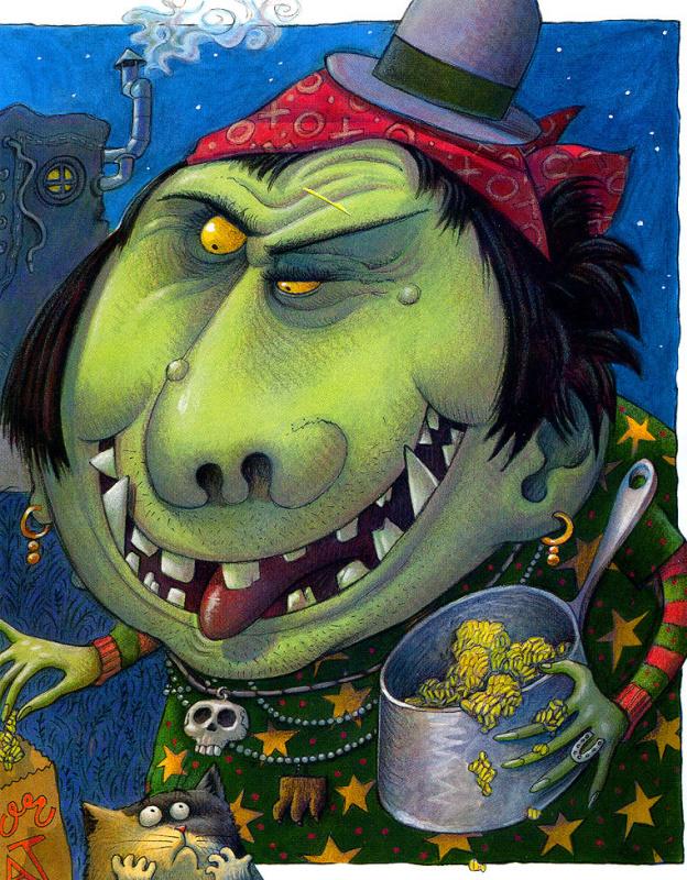 Джек Дэвис. Зеленый монстр
