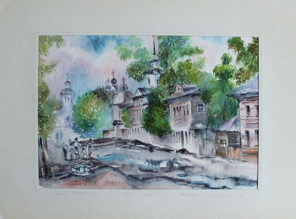 Love Masiyanskaya. Rostov the Great