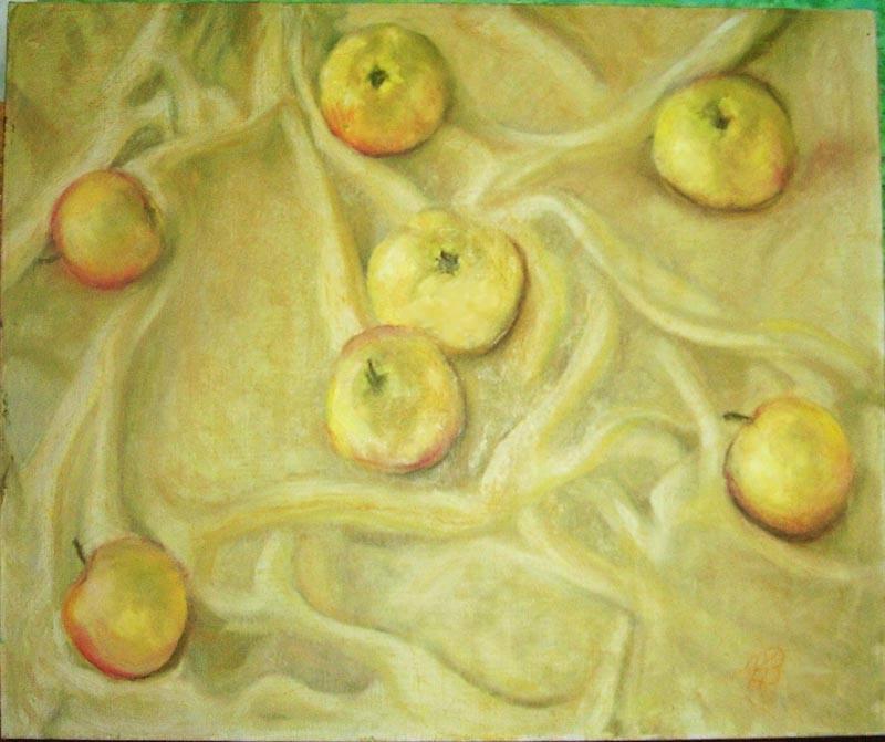 Vladimir G. Kovalenko. Apples