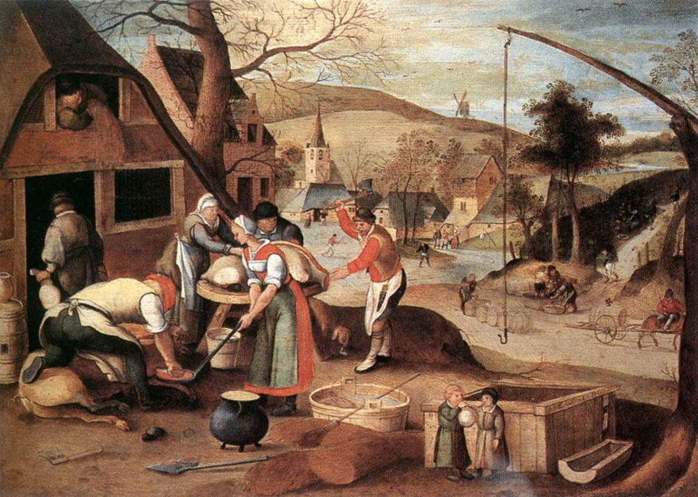 Абель Гриммер. Осень