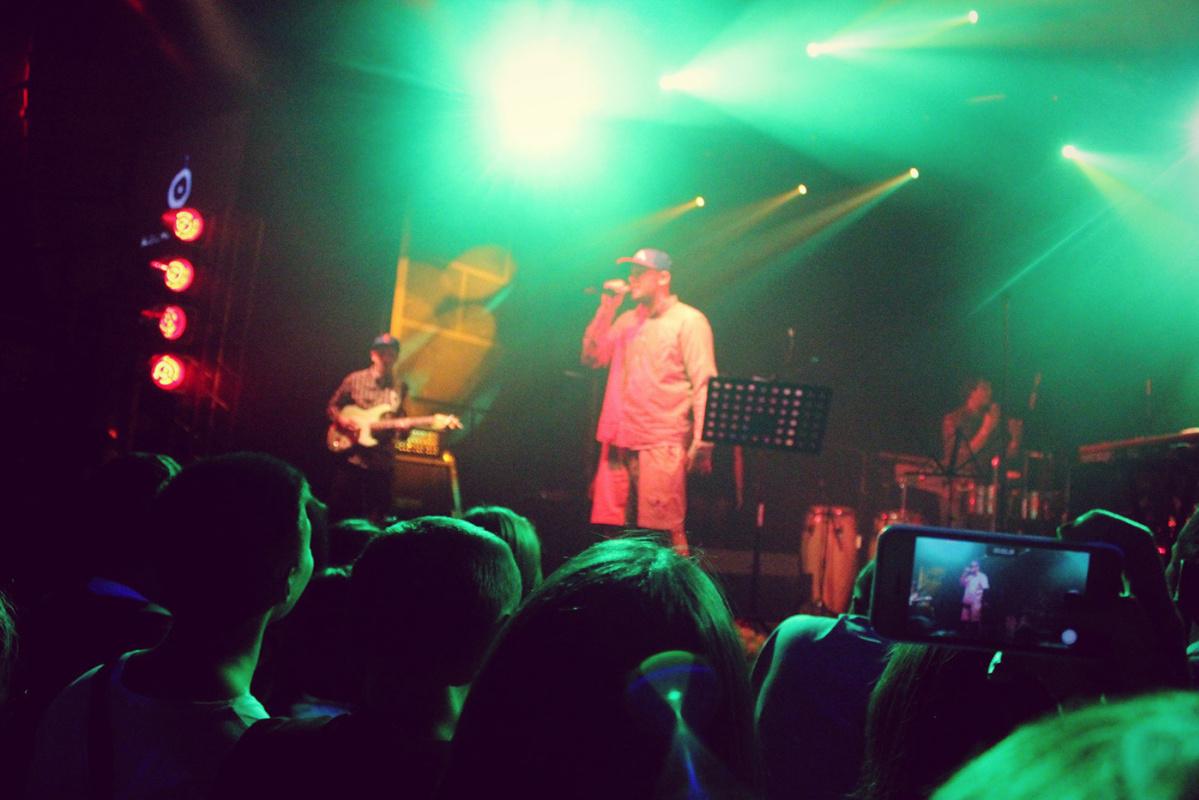 Alena Shirochina. Concert