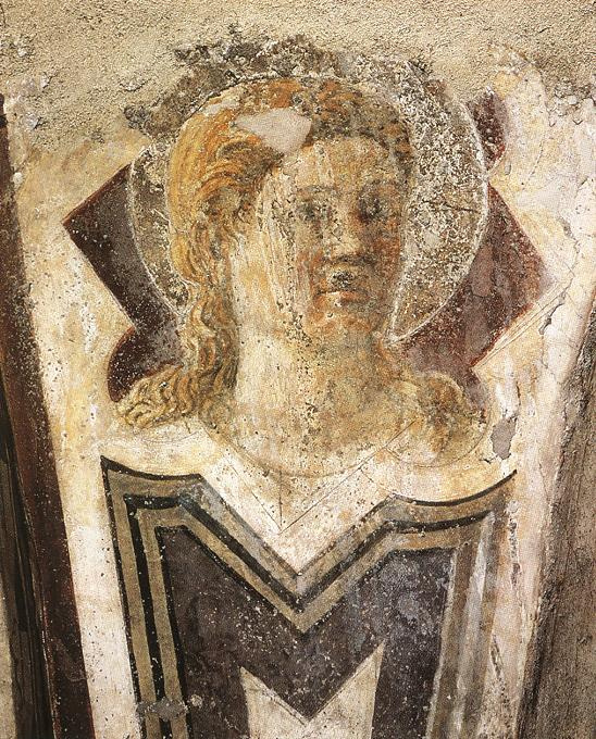 Наташа Рёёсли. Ангел