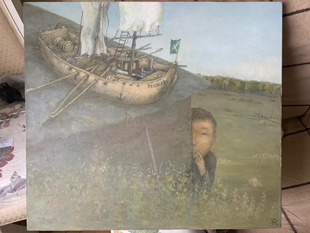Zhamso Tsyren-Dondokovich Radnaev. Dream