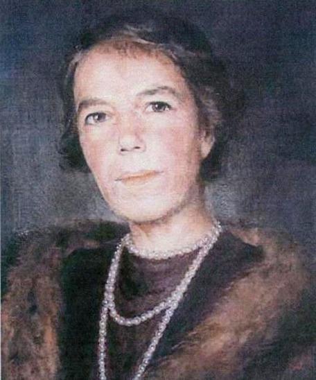 Ольга Александровна Романова. Автопортрет