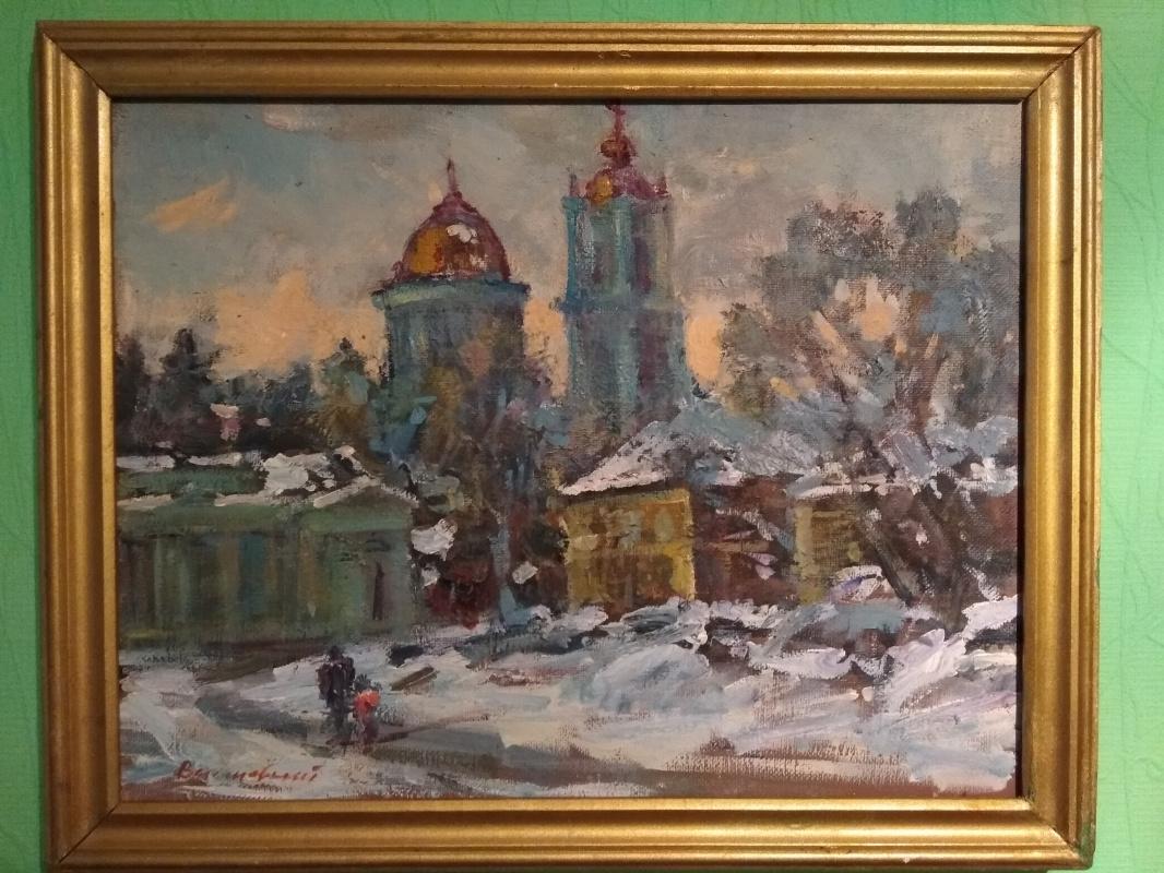 Igor Eduardovich Vasilevsky. Free meadow