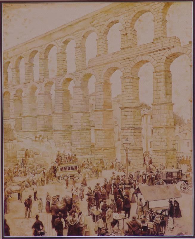 Roman Bondarenko. Aqueduct