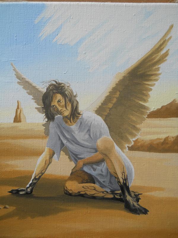Олег Юрич. Падший ангел