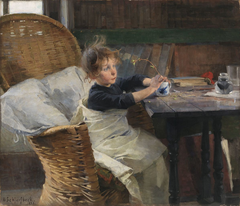 «Выздоровление» (1888)