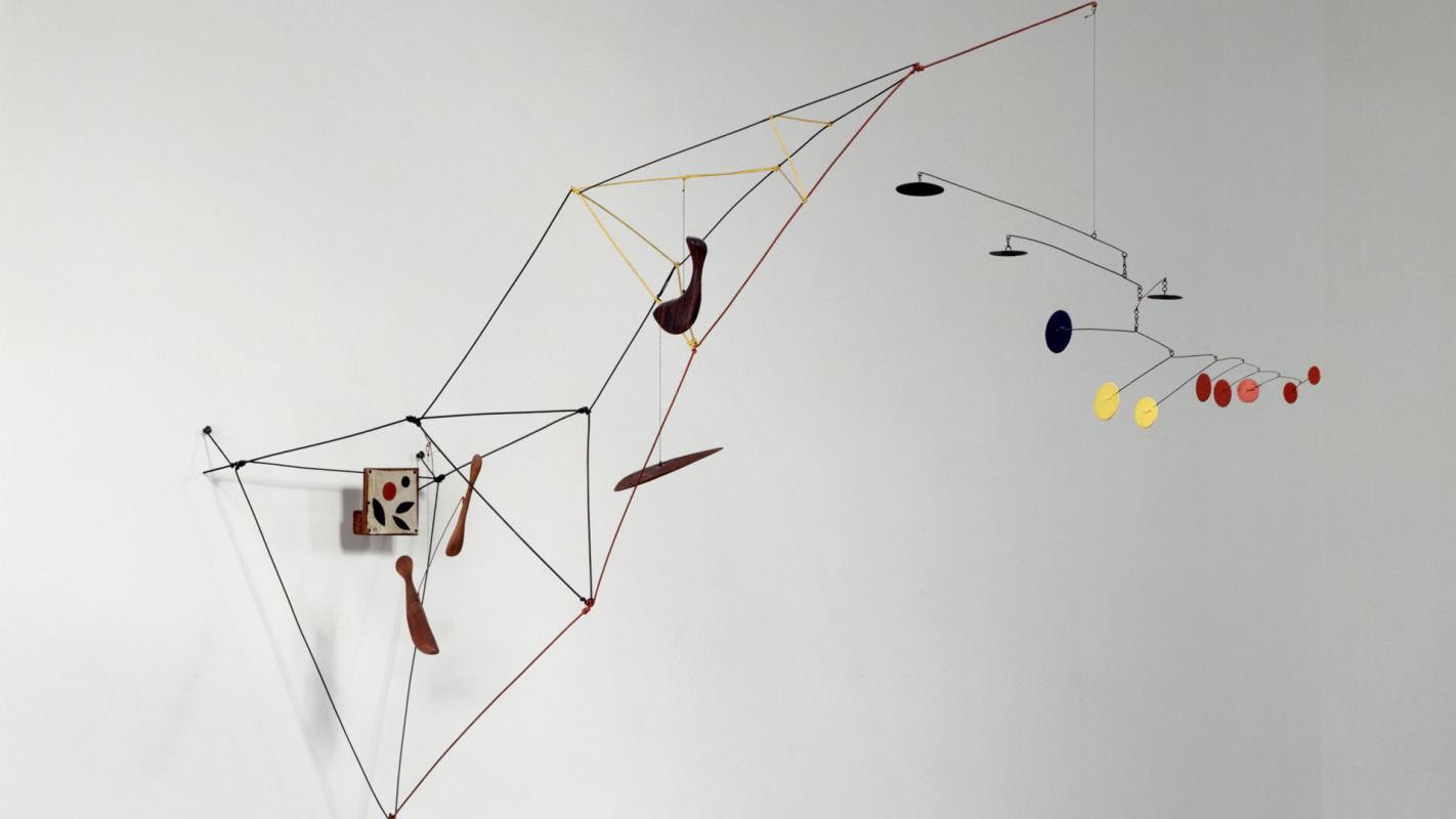 Alexander Calder. Tower