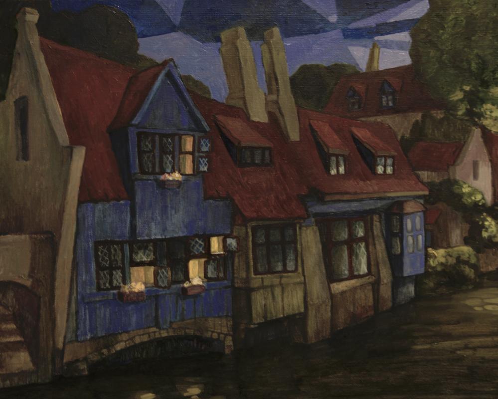 Alan Albegov. Brugge