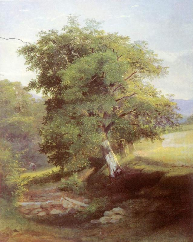 Михаил Иванович Лебедев. Пейзаж
