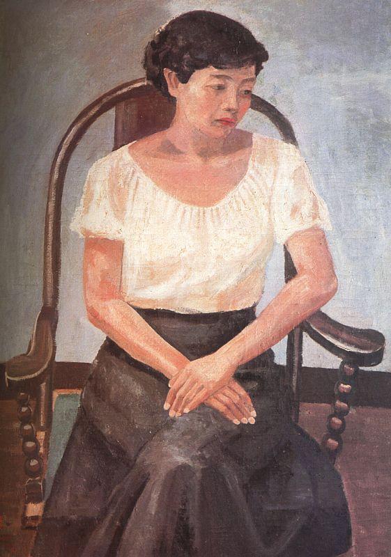 Bune Shi Ji. Portrait 2