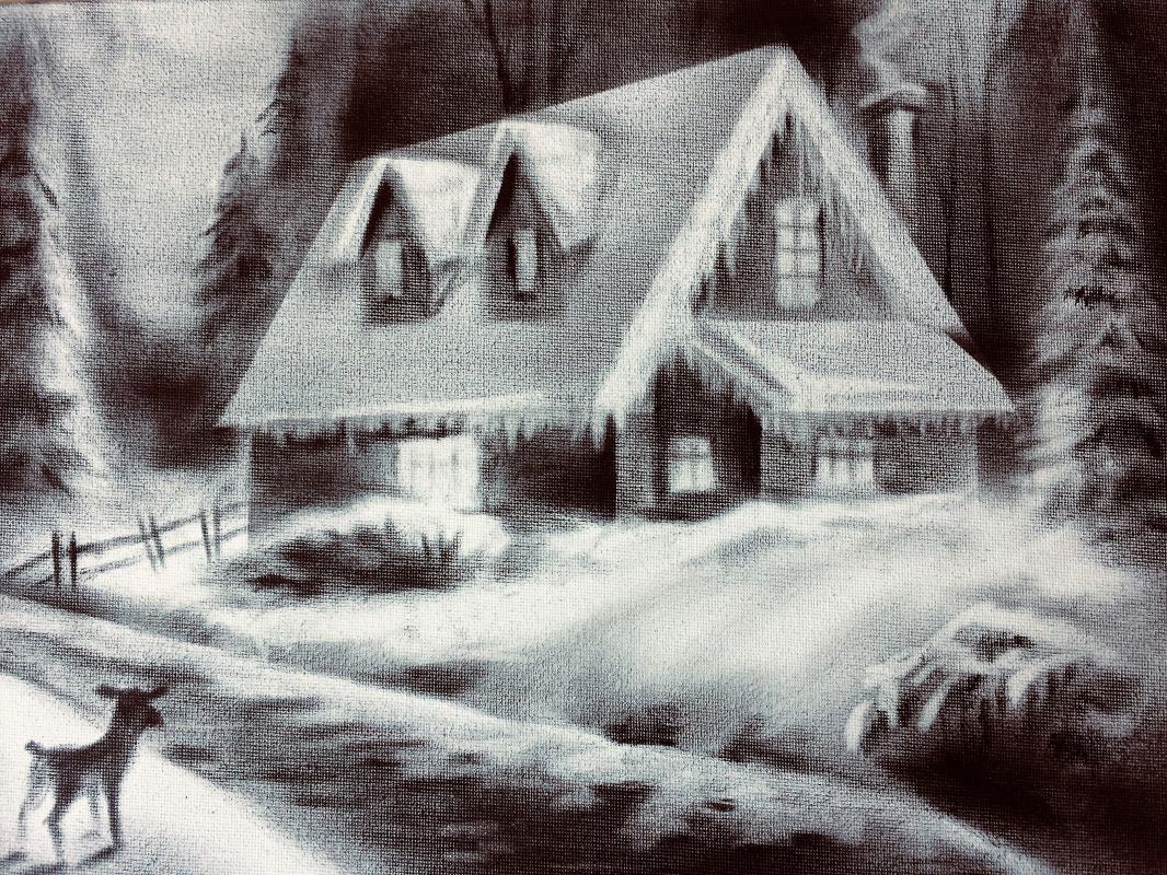 Игорь Влади Кузнецов. Winter Tale