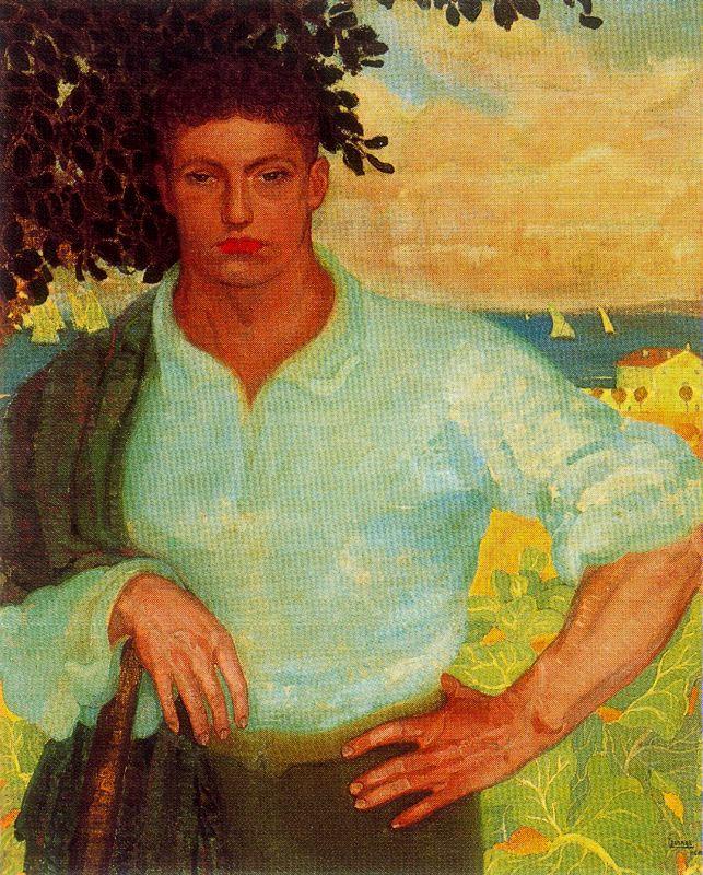 Хосе де Тогорес. Молодой человек