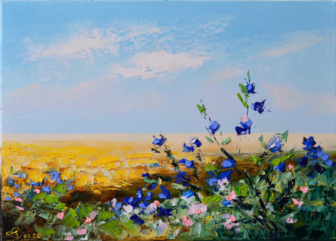 Vadim Anatolyevich Stolyarov. Greatness of calm