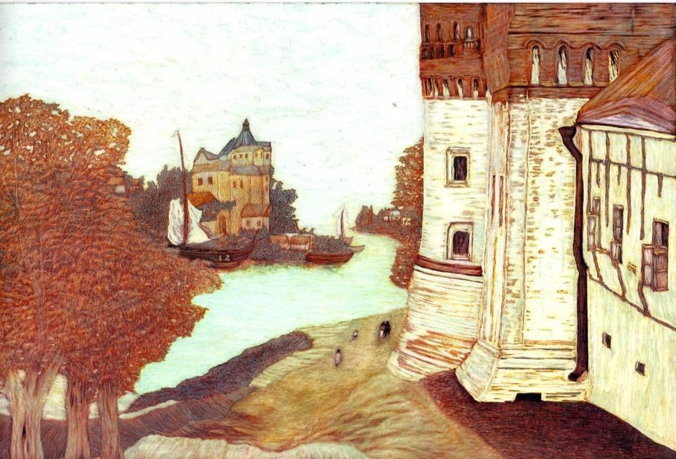 Martin Gurgenovich Ashkhatoev. Little harbor