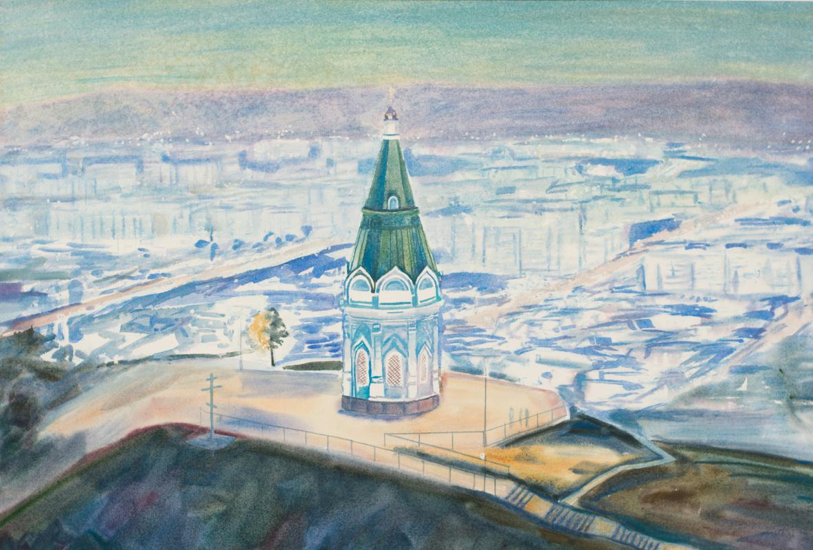 Виктор Михайлович Бородин. Chapel