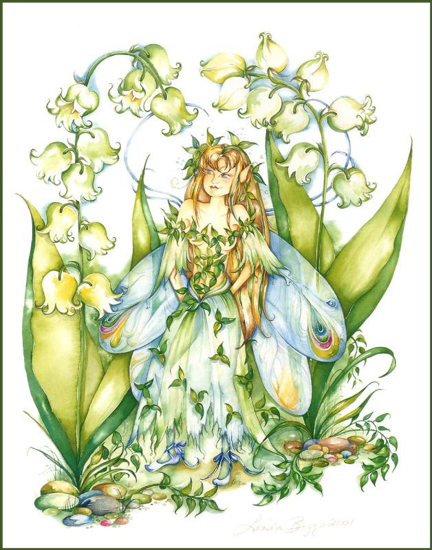 Линда Биггс. Принцесса Лили