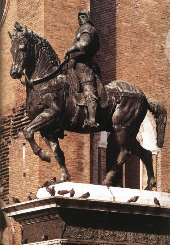 Конная статуя Коллеони