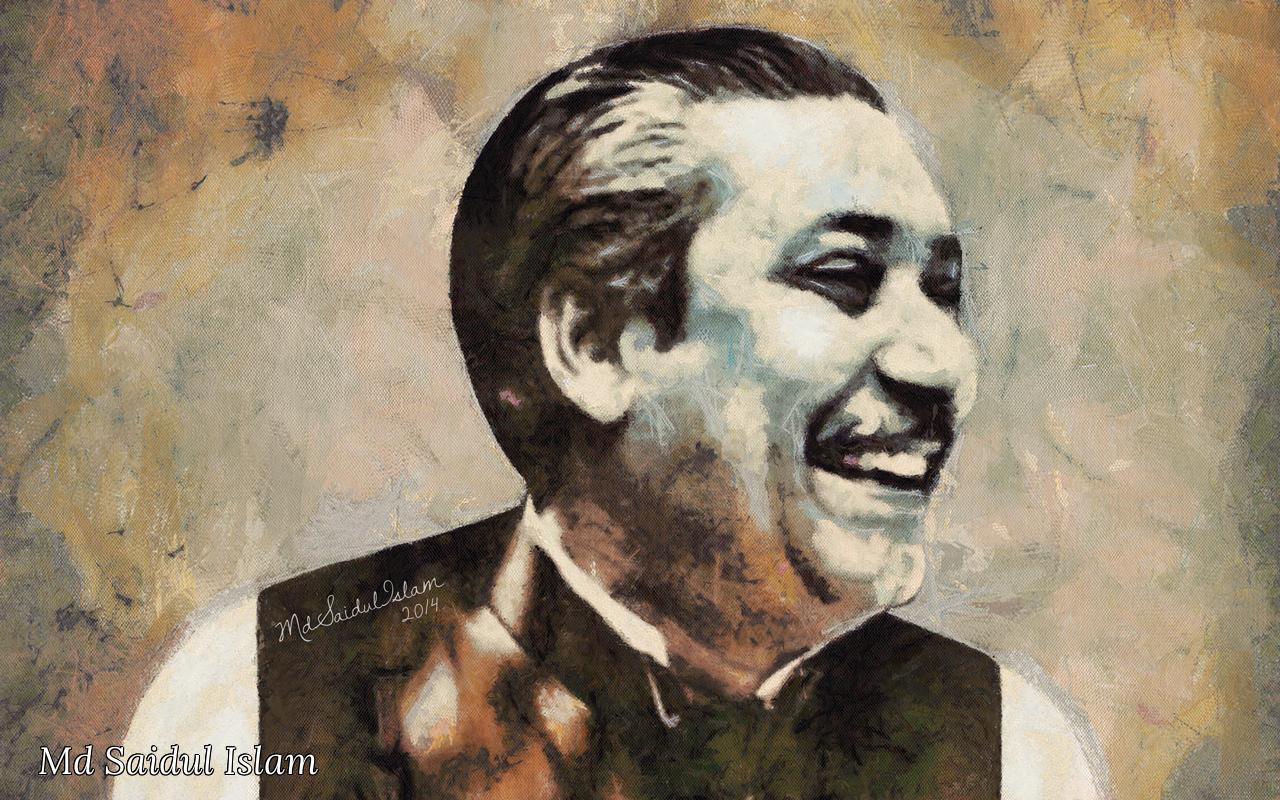Md Saidul Islam. Sheikh Mujibur Rahman - the Legend of Bangladesh